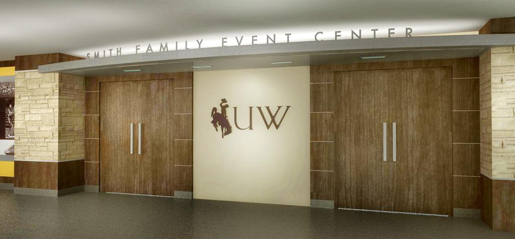 Concept rendering for the War Memorial concourse entry