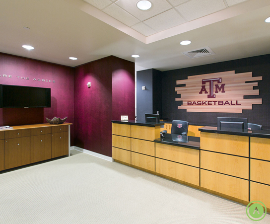 Men's Basketball office entry | Project by Advent