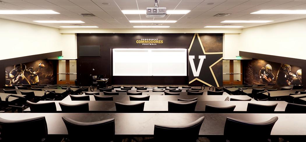 Team auditorium design