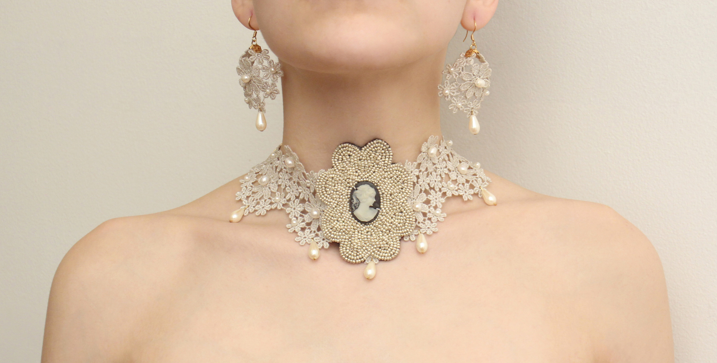 Ethereal Cameo Set