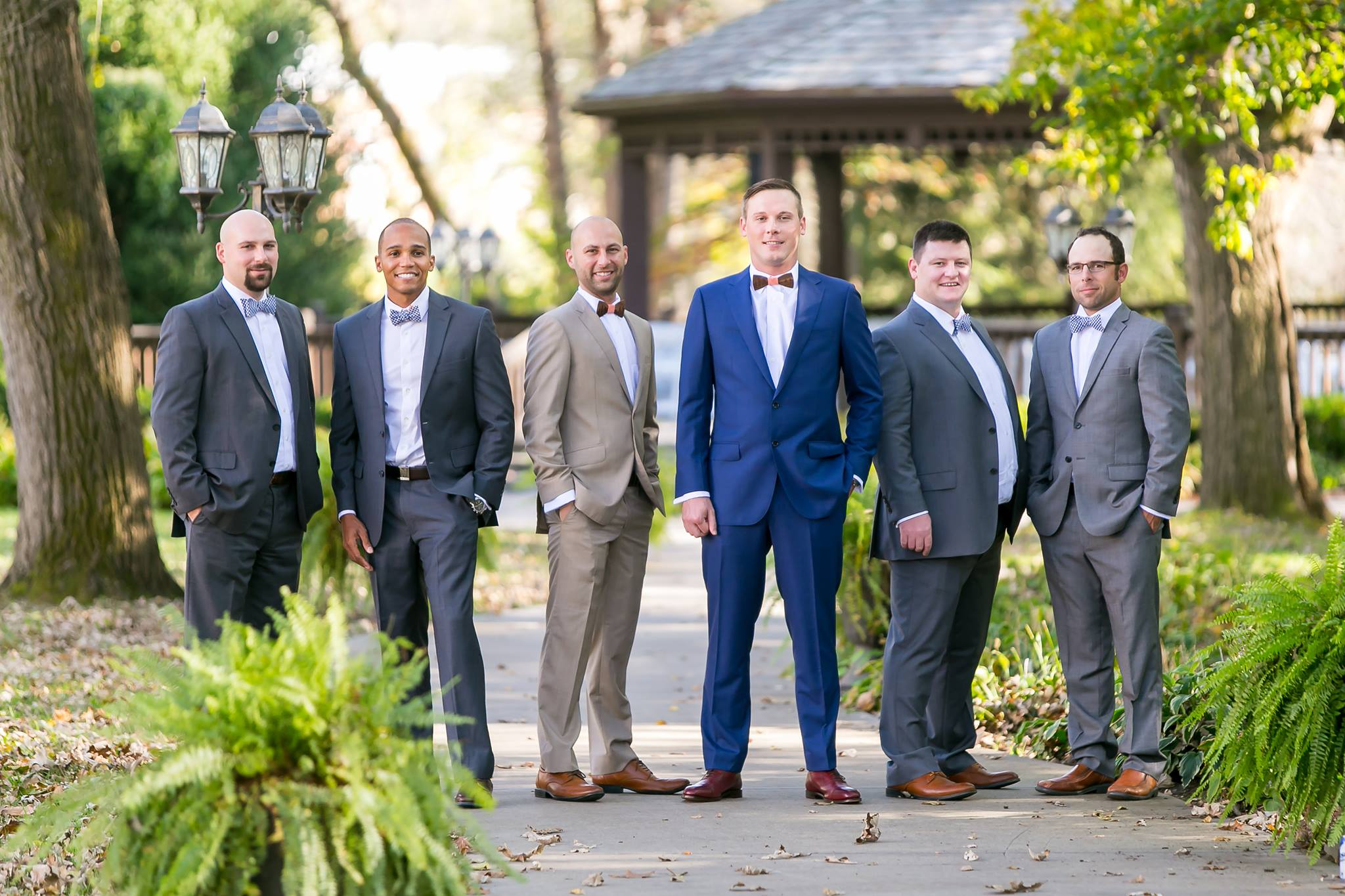 We did both Jordan and Lucas' suit for their wedding. Jordan is a commercial real estate broker with  Ferguson Properties , and is instrumental in the redevelopment of our historical neighborhood.