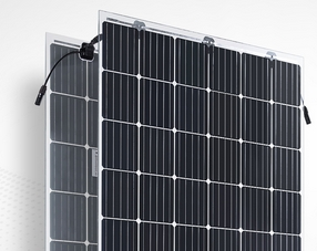 LONGi  solar dual glass panels with 30yr warranty