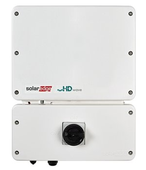 New SolarEdge HD wave solar inverters without display - System monitoring via cloud app