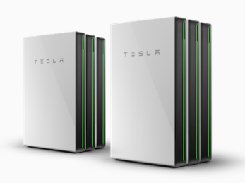 The Powerwall 2 can be stacked for more storage capacity