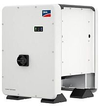 The popular SMA Tripower Core 1 50kW inverter with 6 MPPT's
