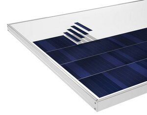 SunPower P series Shingled solar panels