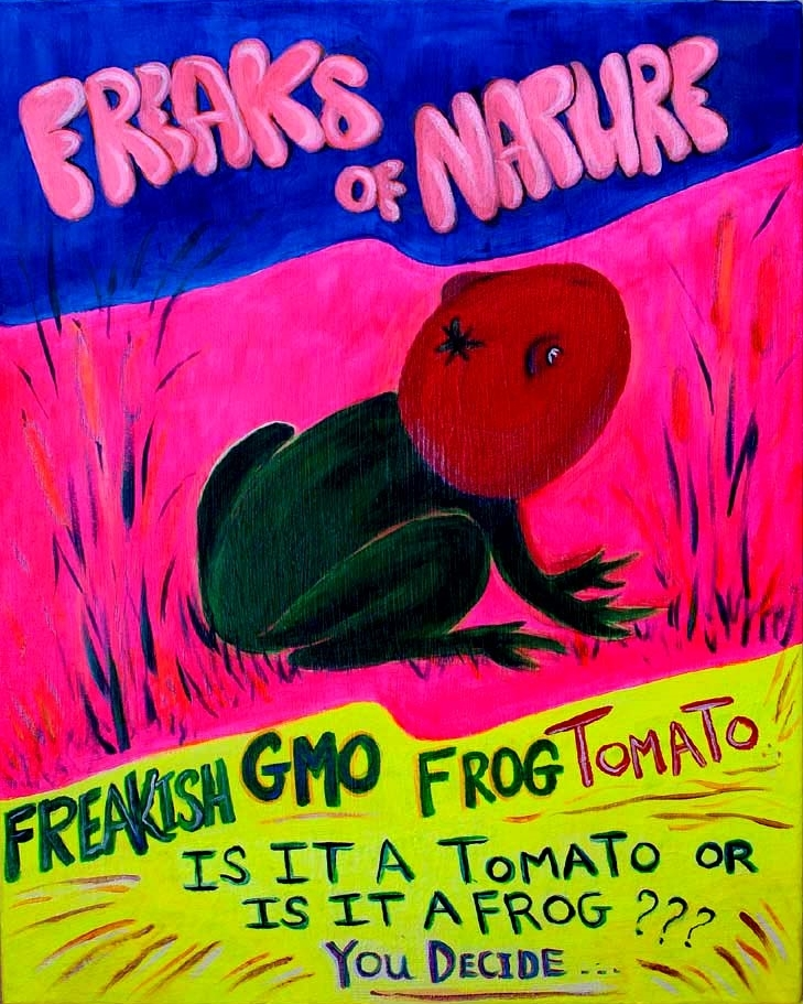 Frog Tomato
