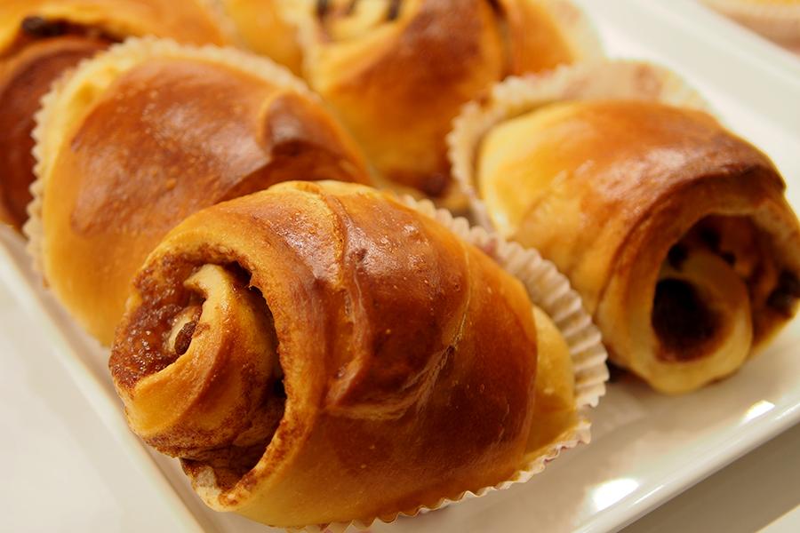 Honey Cinnamon Roll