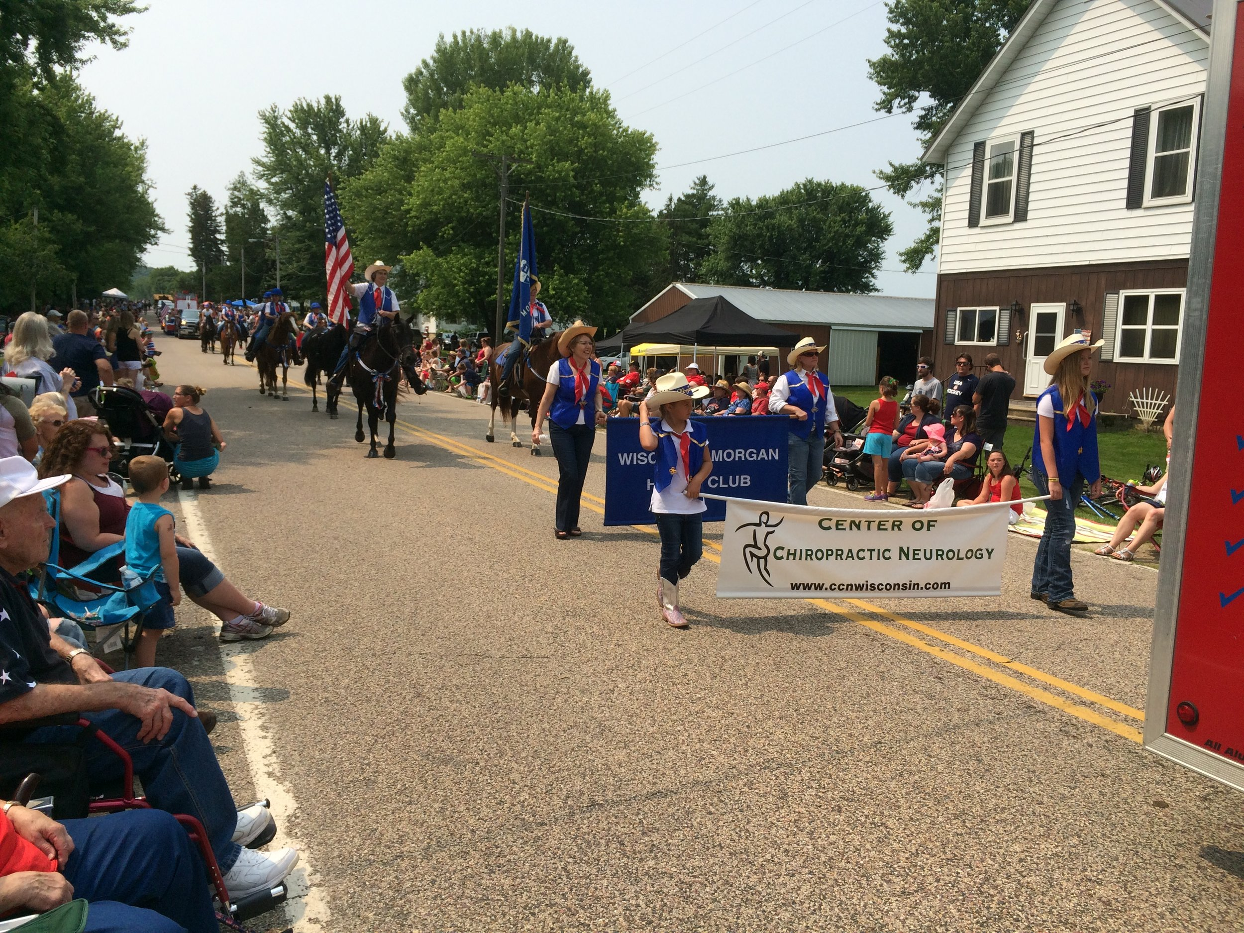 Witwen 4th of July Parade