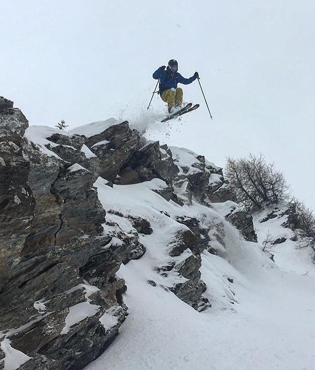 a bit of fun at bruson last week