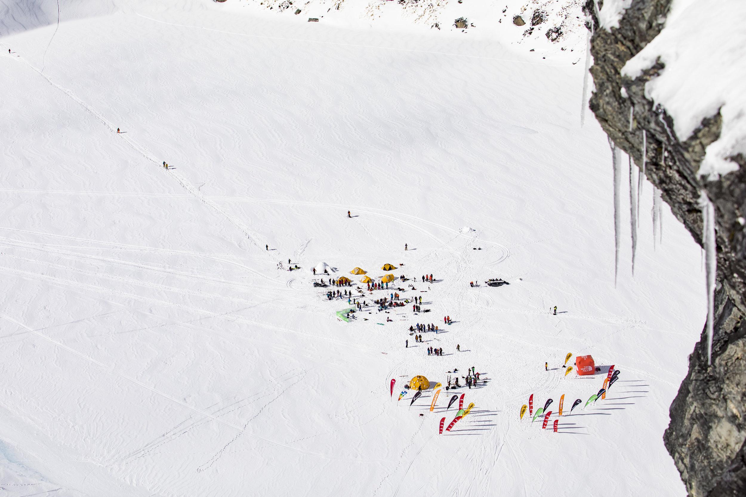 Finish zone - photo - neil Kerr