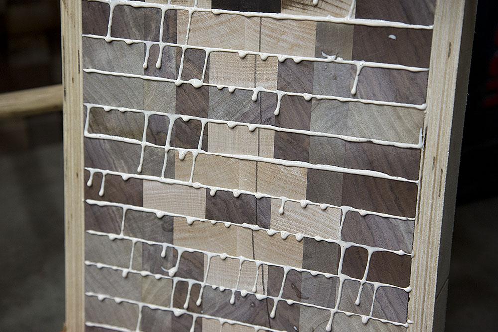 the wildwood block end-grain butcher block cutting board process woodworking