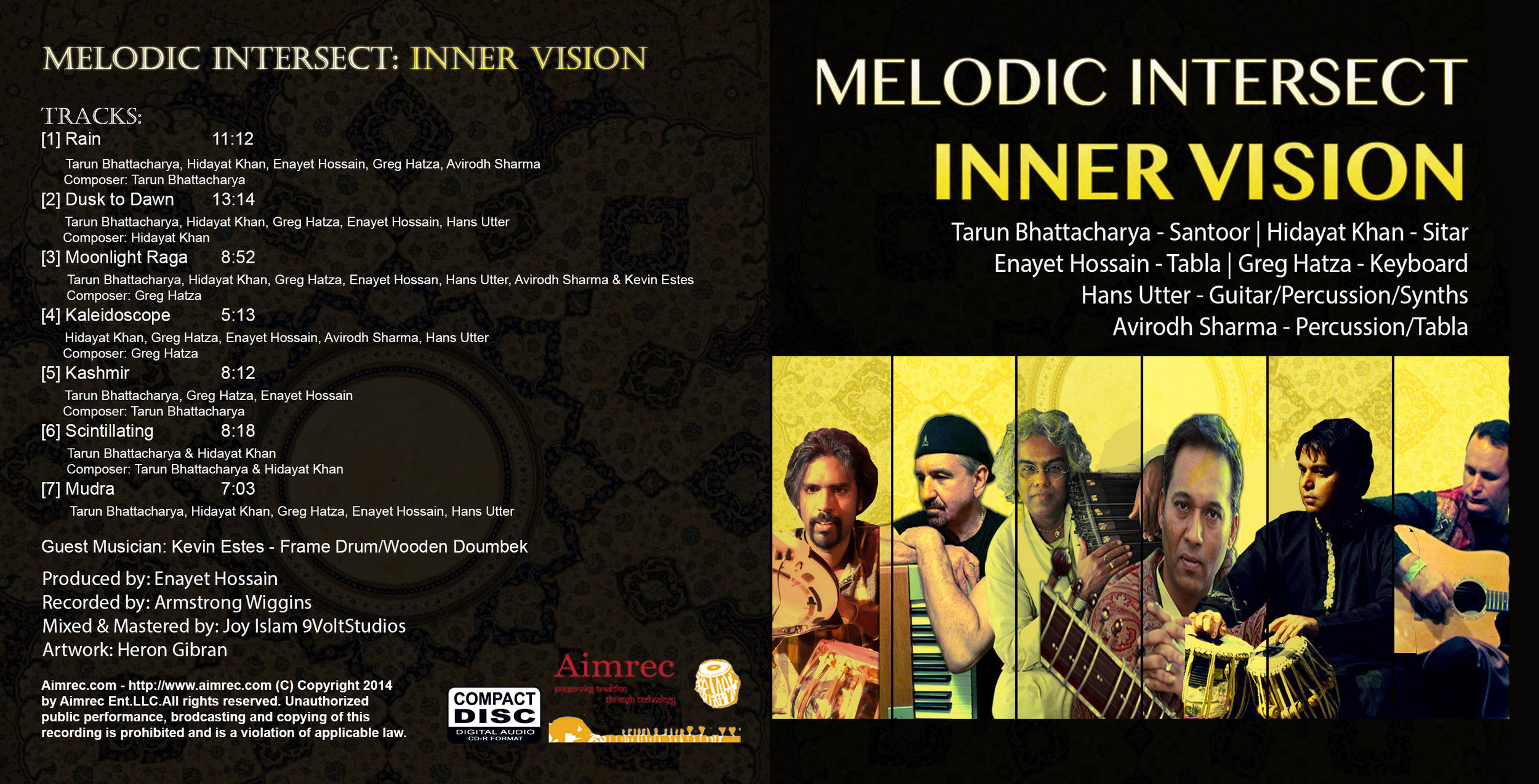 MelodicIntersect-InnerVision