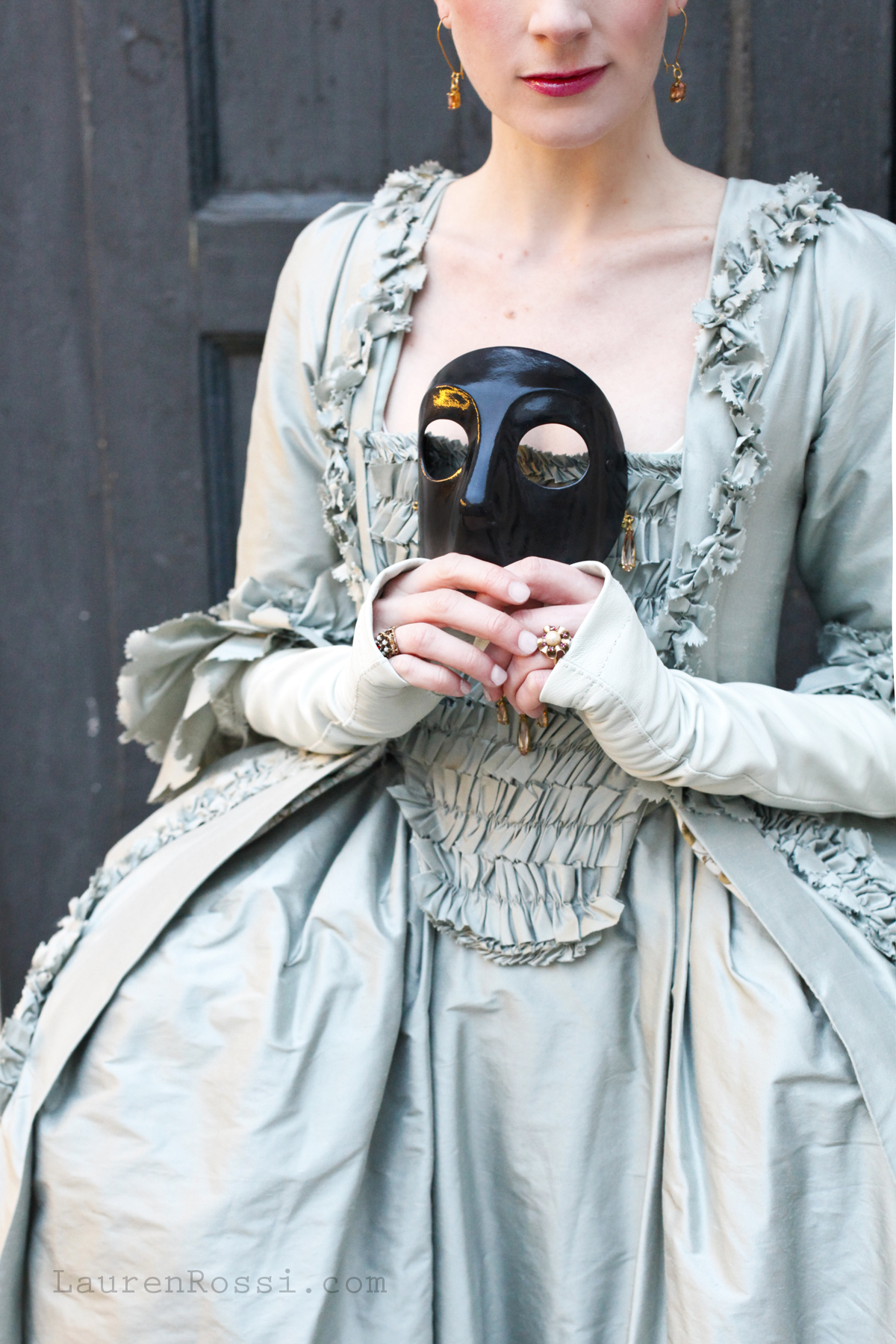 Blue Dress with mask.jpg