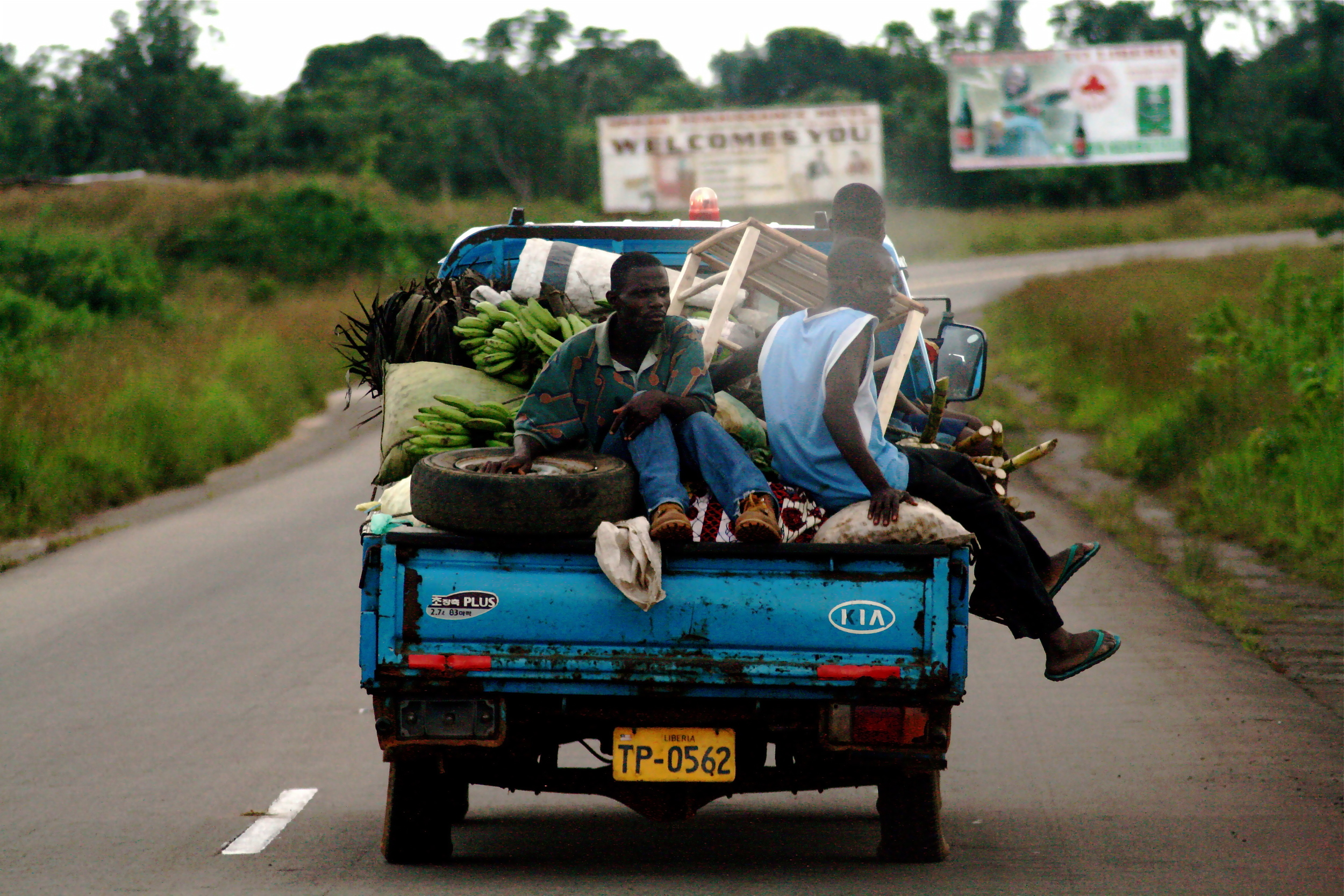 Nyake, Liberia