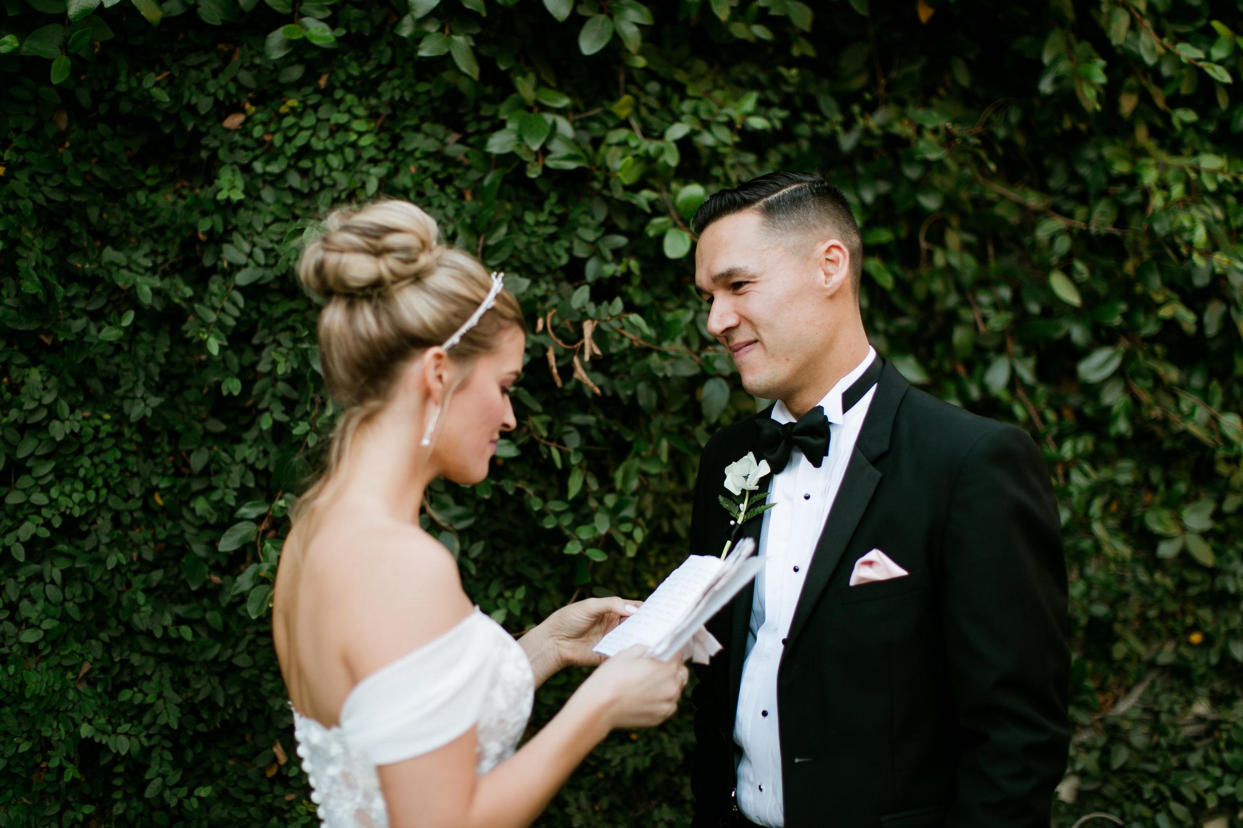 Christine + Brandon -