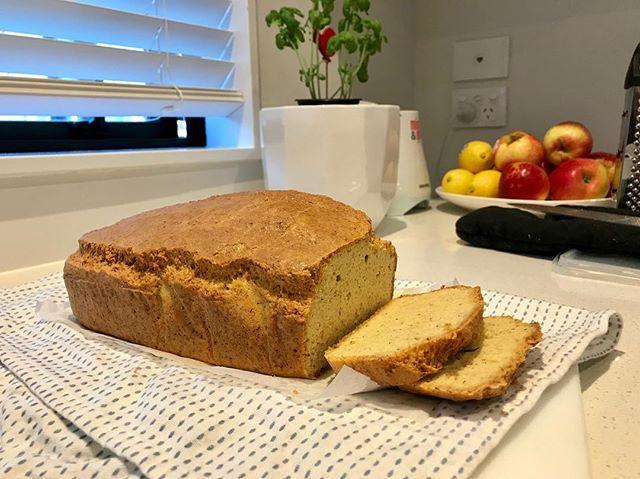 Paleo Bread take one! Pretty successful if I do say so myself. • • • • • #paleo #paleobread #food #baking #bread #health #healthyfood #foodartist