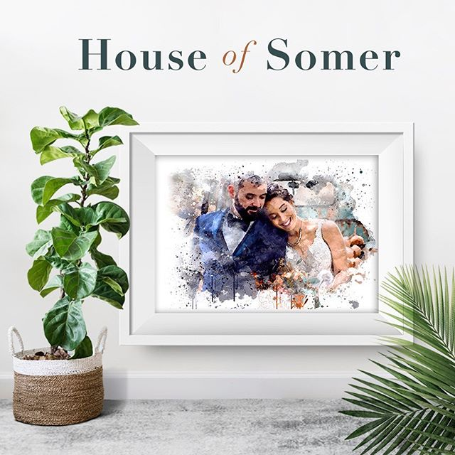 We're House of Somer! We bring works of art from our house to yours by creating custom digital watercolour paintings directly from your photos! 📸 Send us your digital photos and we will turn them into a digital watercolour painting. We will then send your custom artwork via email as a JPEG for you to use wherever you like!  Visit our website for more info www.houseofsomer.co.nz
