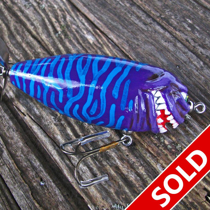 Purple Shark