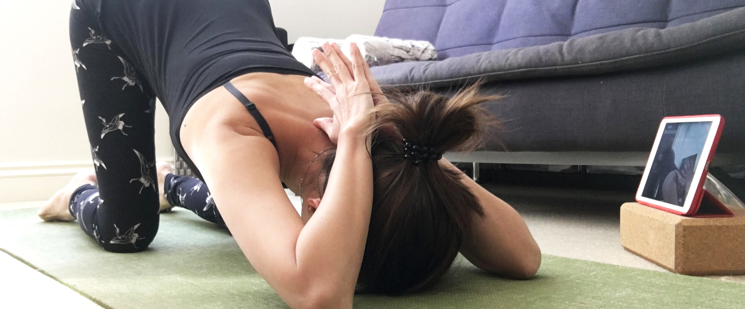 online private yoga