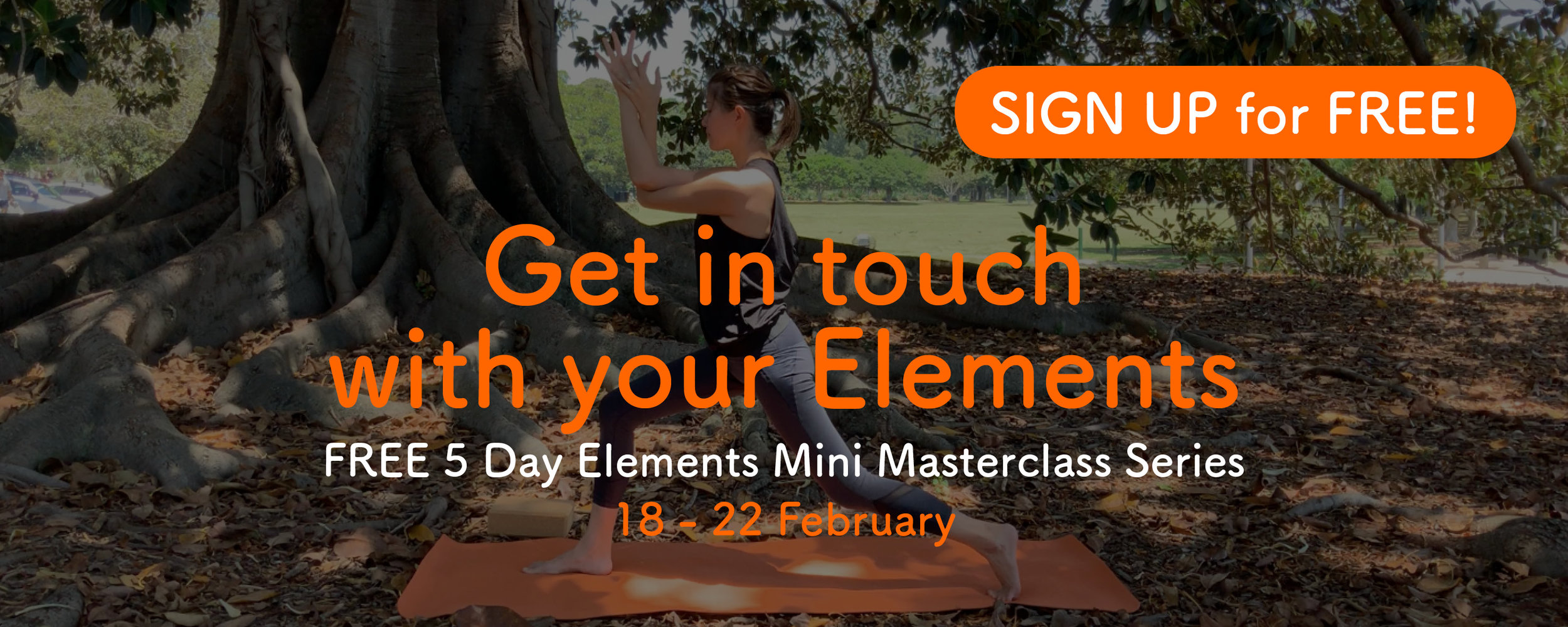 Elements sign up