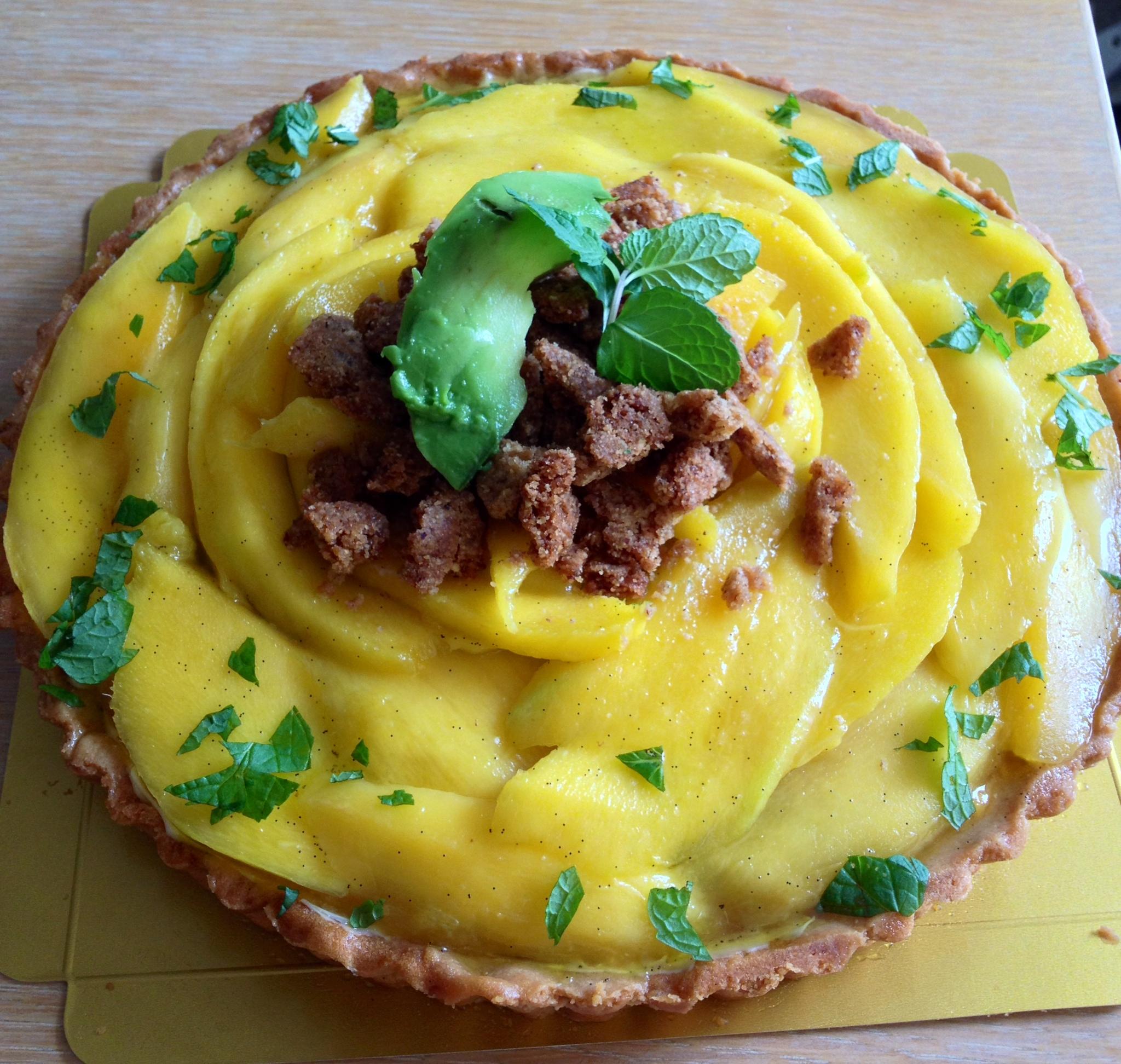 Avocado Blue Cheese Tart1.JPG