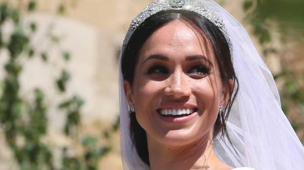 Wedding Brows Meghan Markle