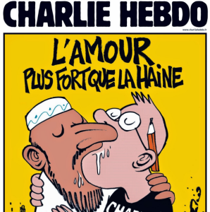 Charlie Hebdo has developed a reputation in France for publishing eye-grabbing cartoons. (Charlie Hebdo)