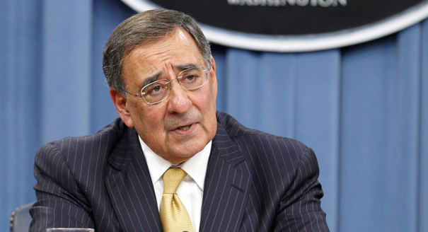 Leon Panetta served as Secretary of Defense when a U.S. citizen was killed by a drone attack and was denied due process. (Courtesy of AP, file).