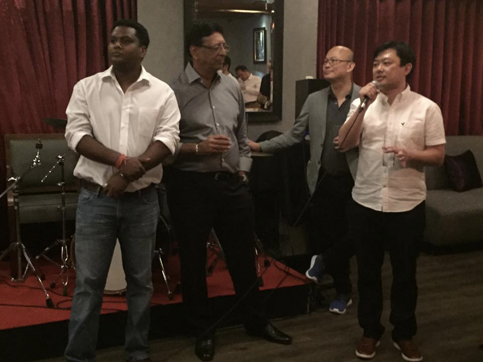 Year-End Networking in Jakarta, December 2016