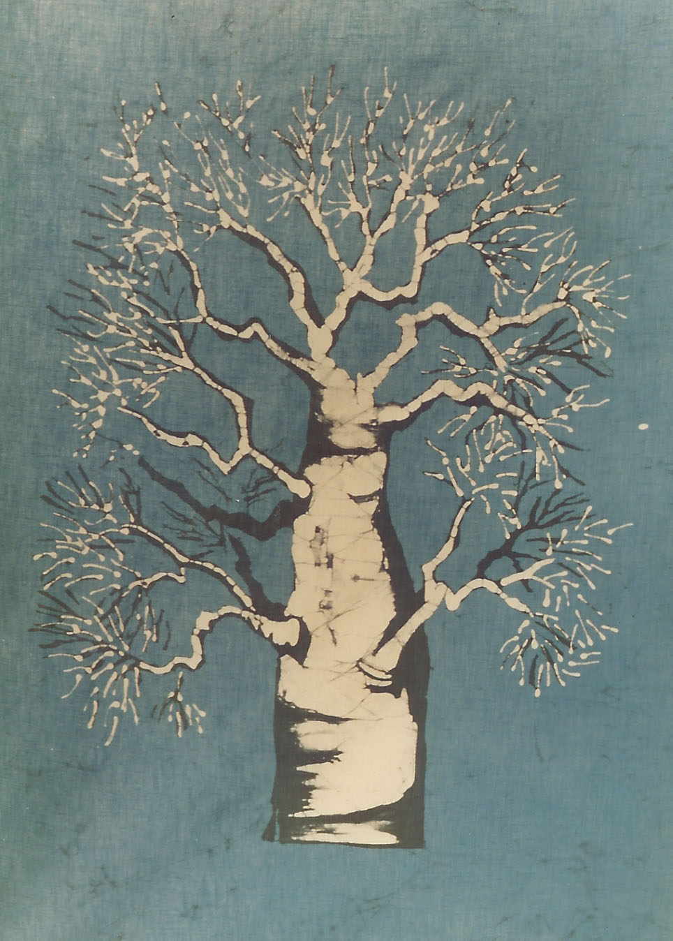 In the early days Els made many one-of-a-kind pieces, like this Baobab Tree.