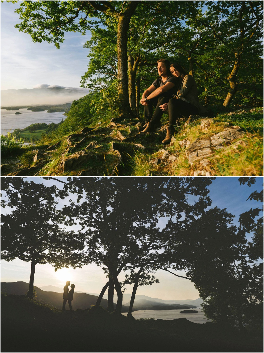 Lake District pre-wedding shoot