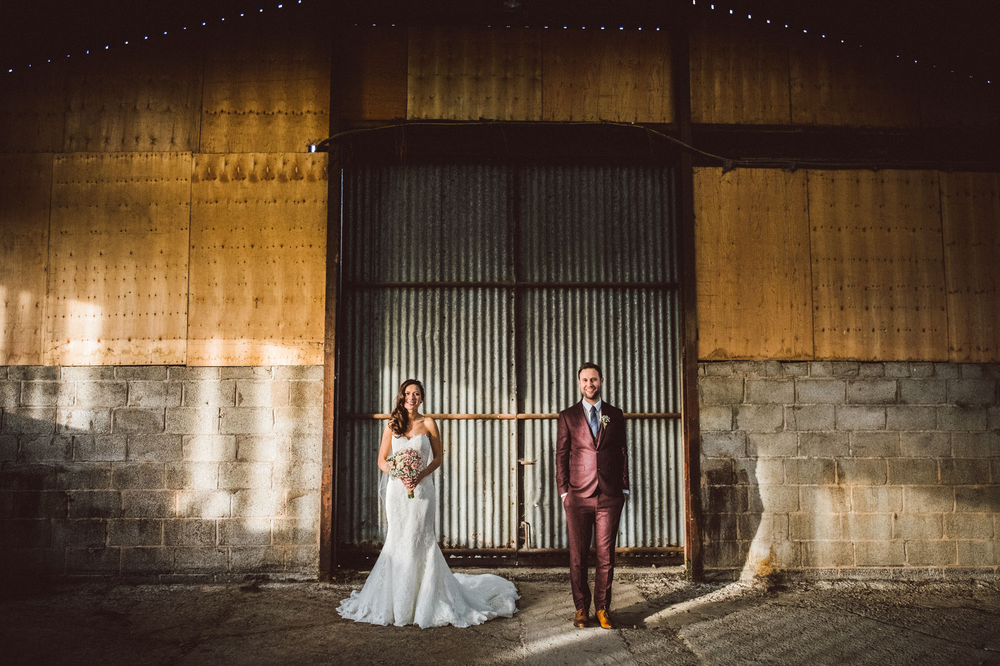 Curradine Barns wedding photography - Sophie and Michael