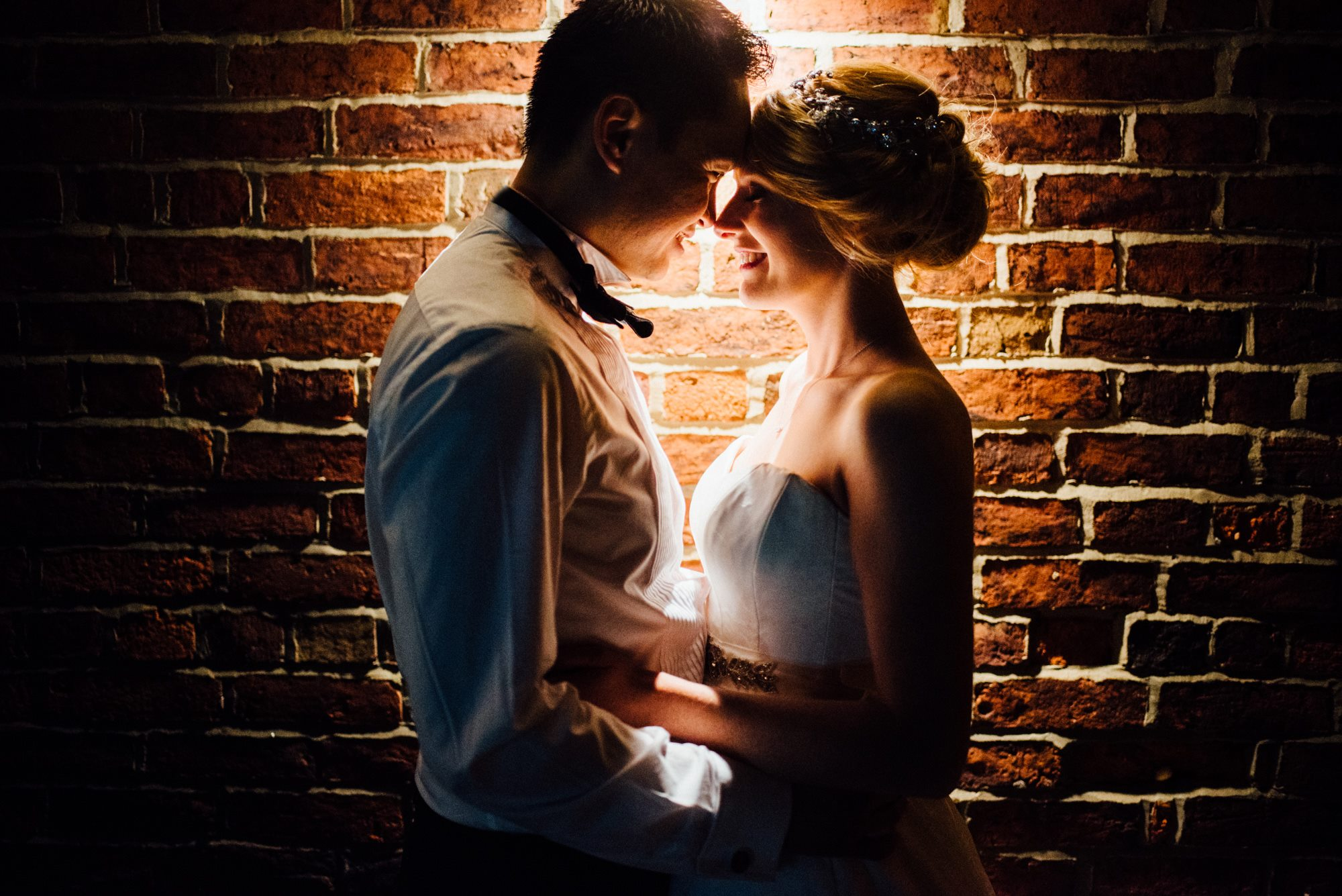 Staffordshire wedding photography - Anna and Franscois