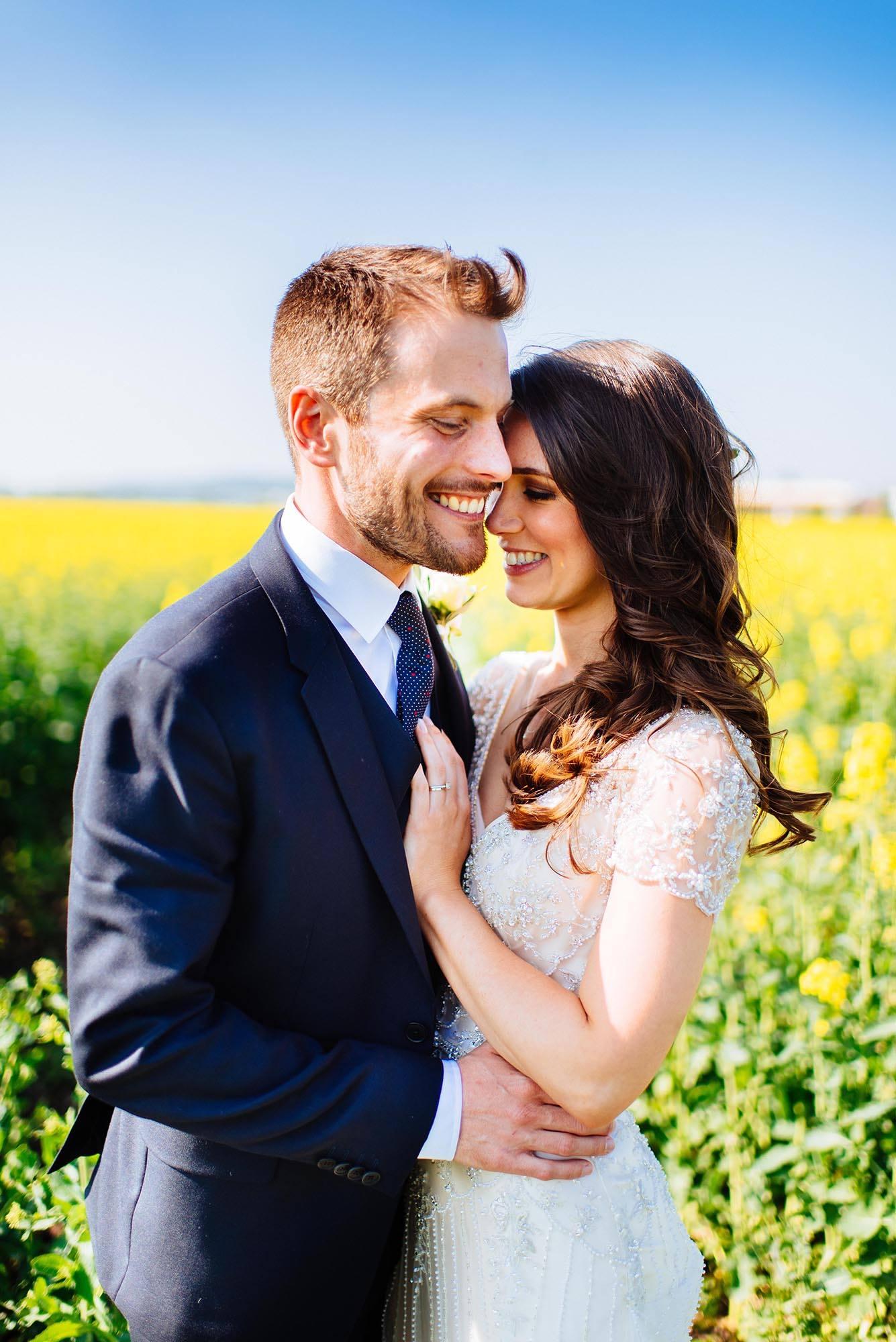 Nottinghamshire wedding photographers