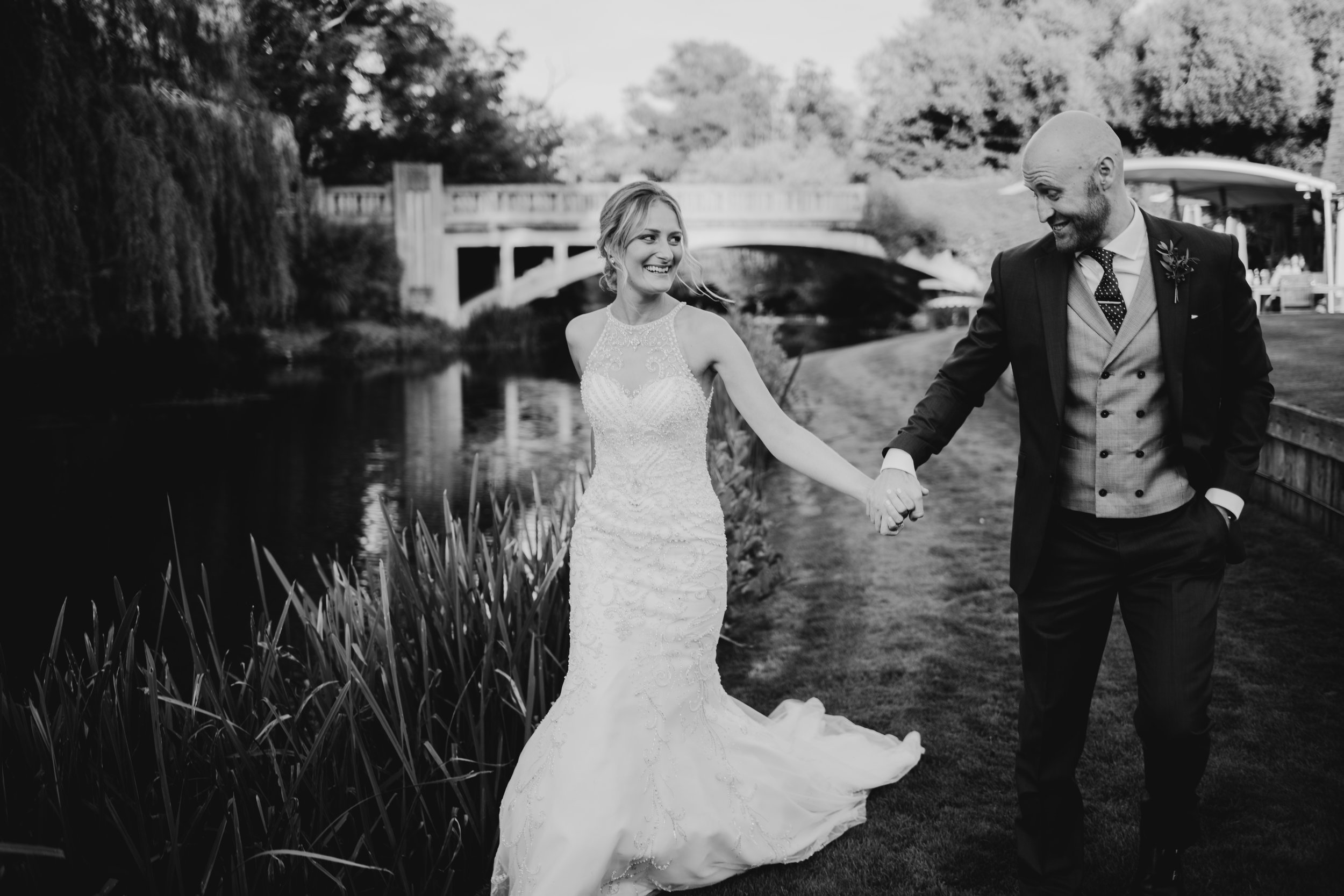 Essex wedding photography - Danielle and George