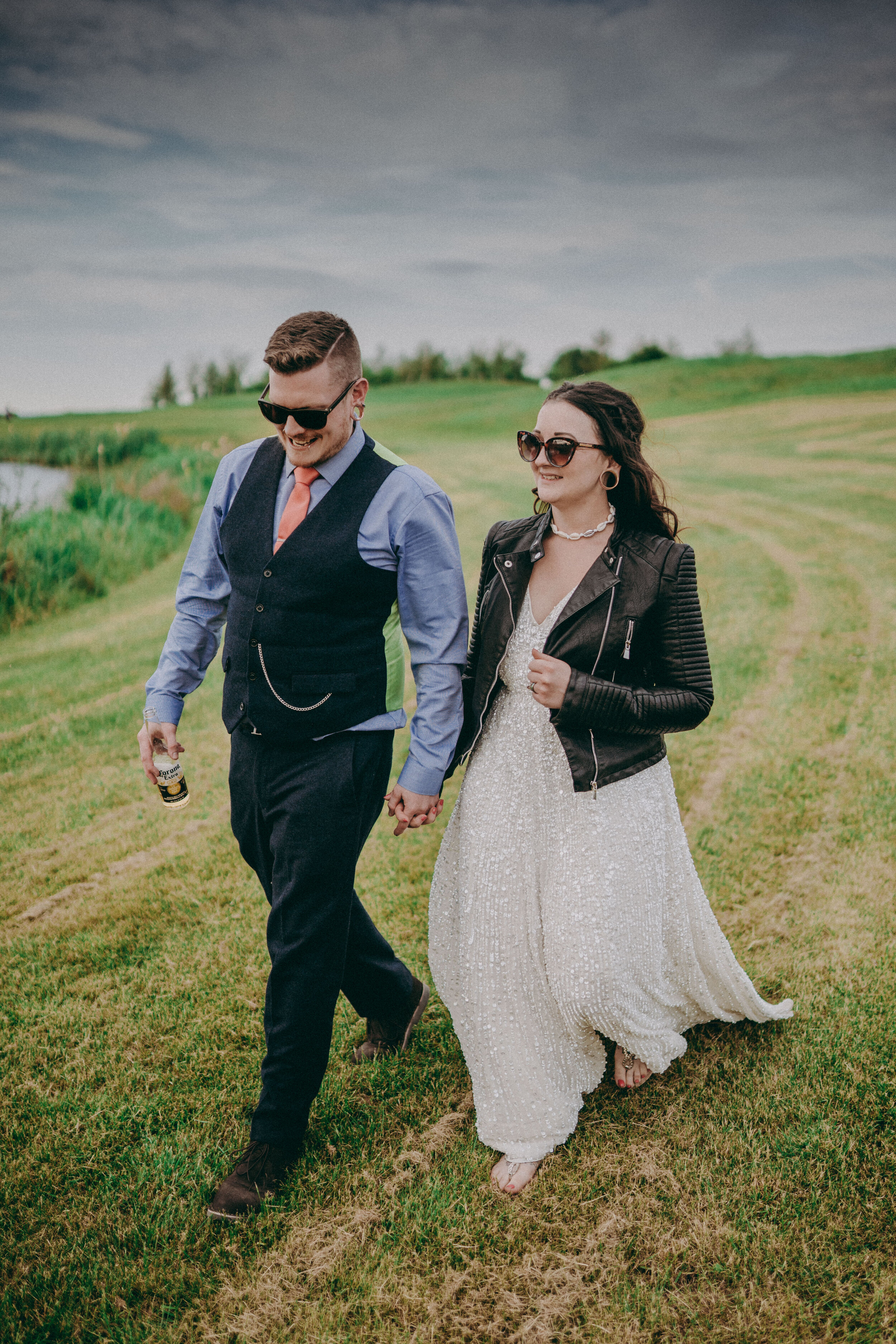 Hampshire wedding photography - Meche and Ross