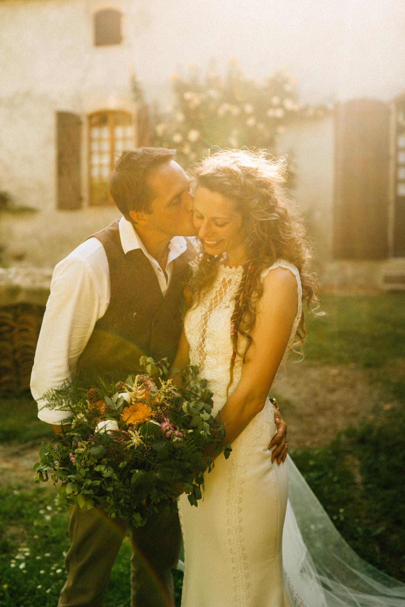 South of France wedding - Sophie and Julien