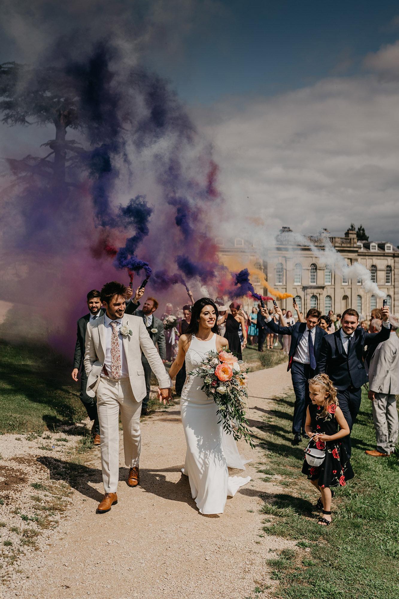 Warwickshire wedding at Compton Verney - Lauren and Ben