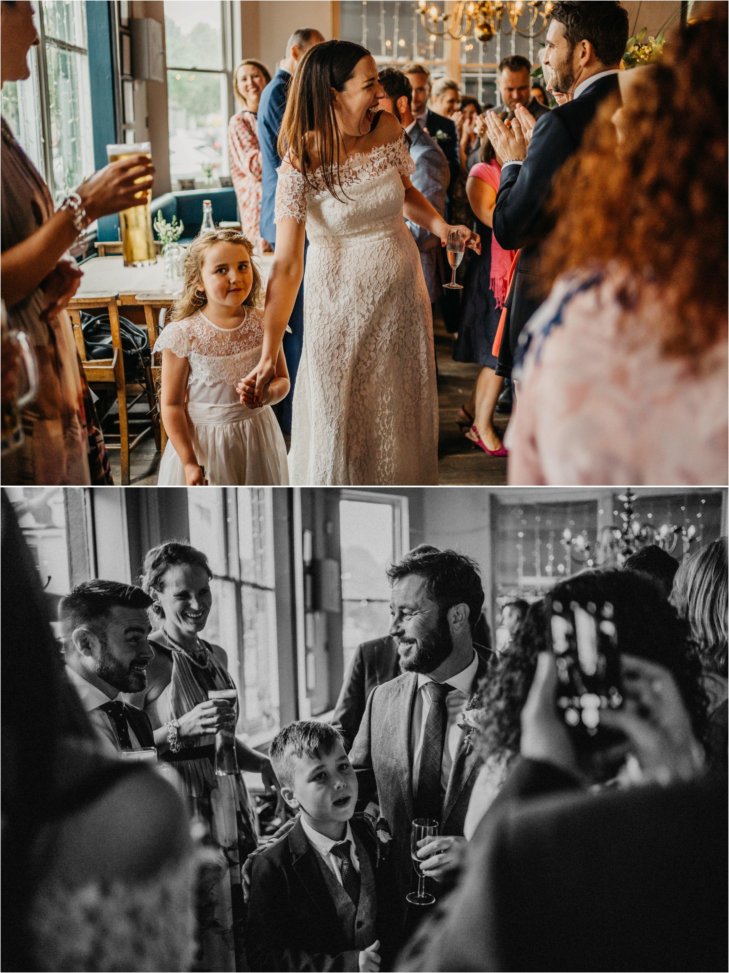 Lordship Pub Dulwich wedding photographer_0083.jpg