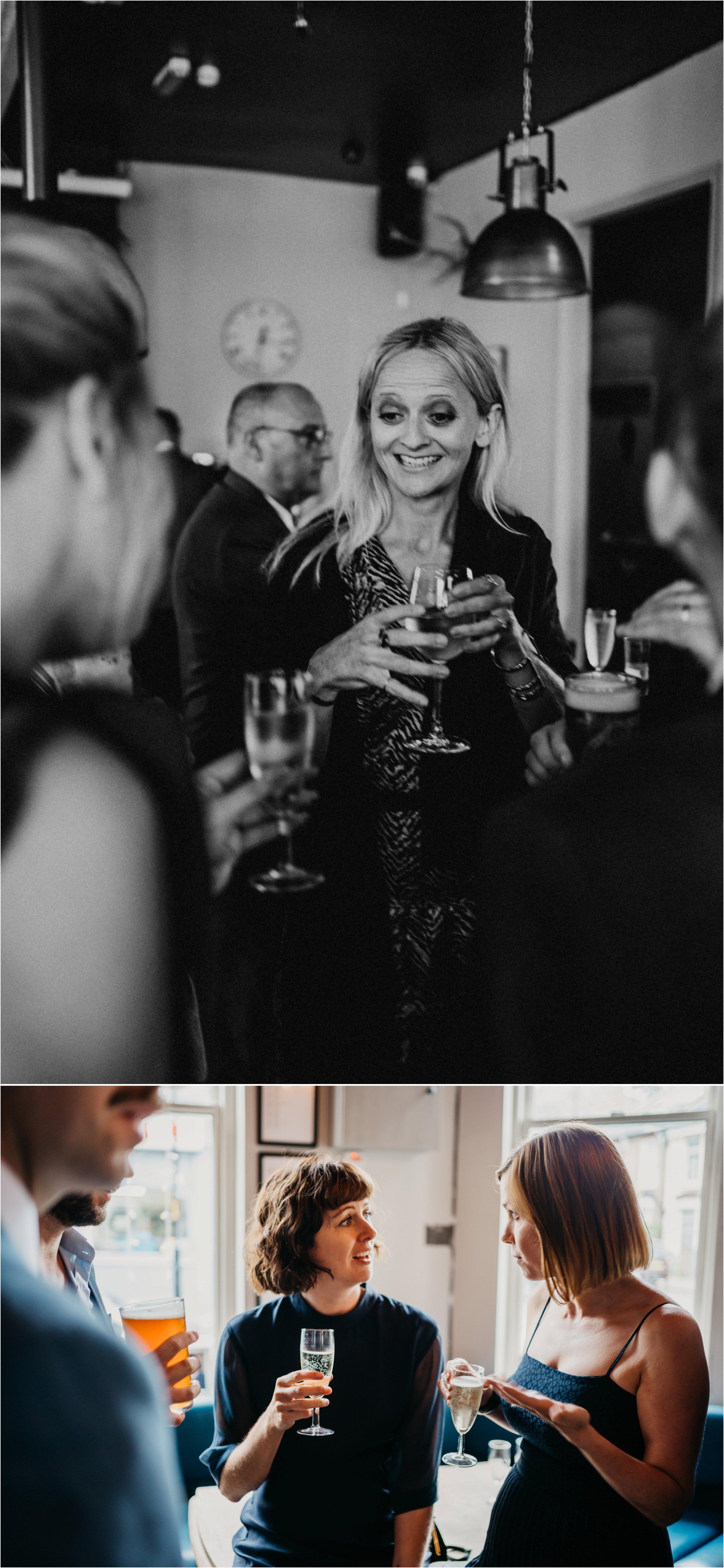 Lordship Pub Dulwich wedding photographer_0087.jpg