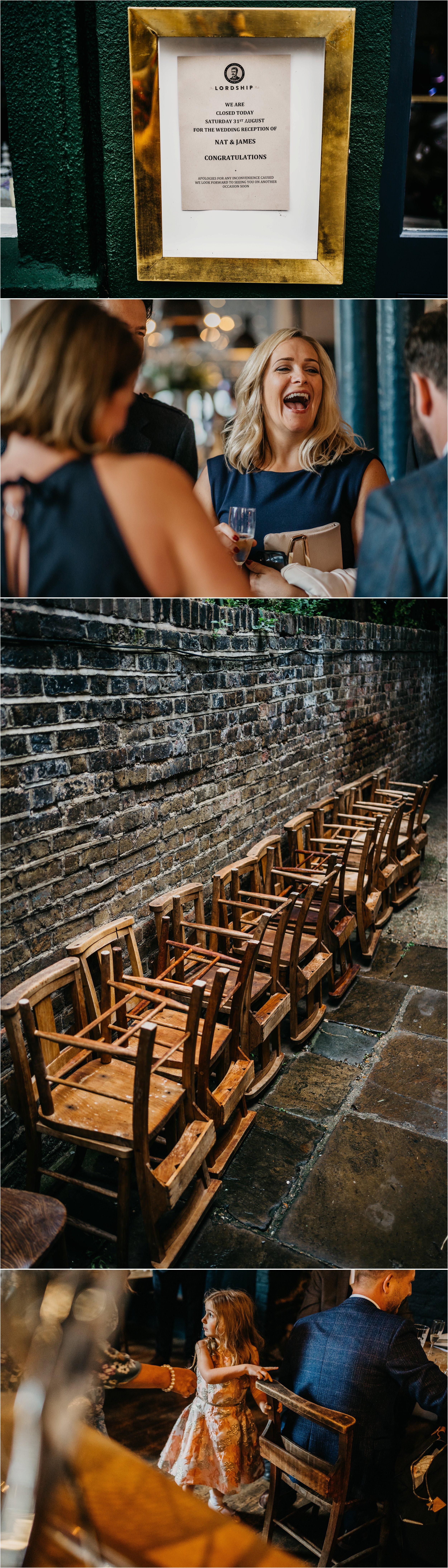 Lordship Pub Dulwich wedding photographer_0088.jpg