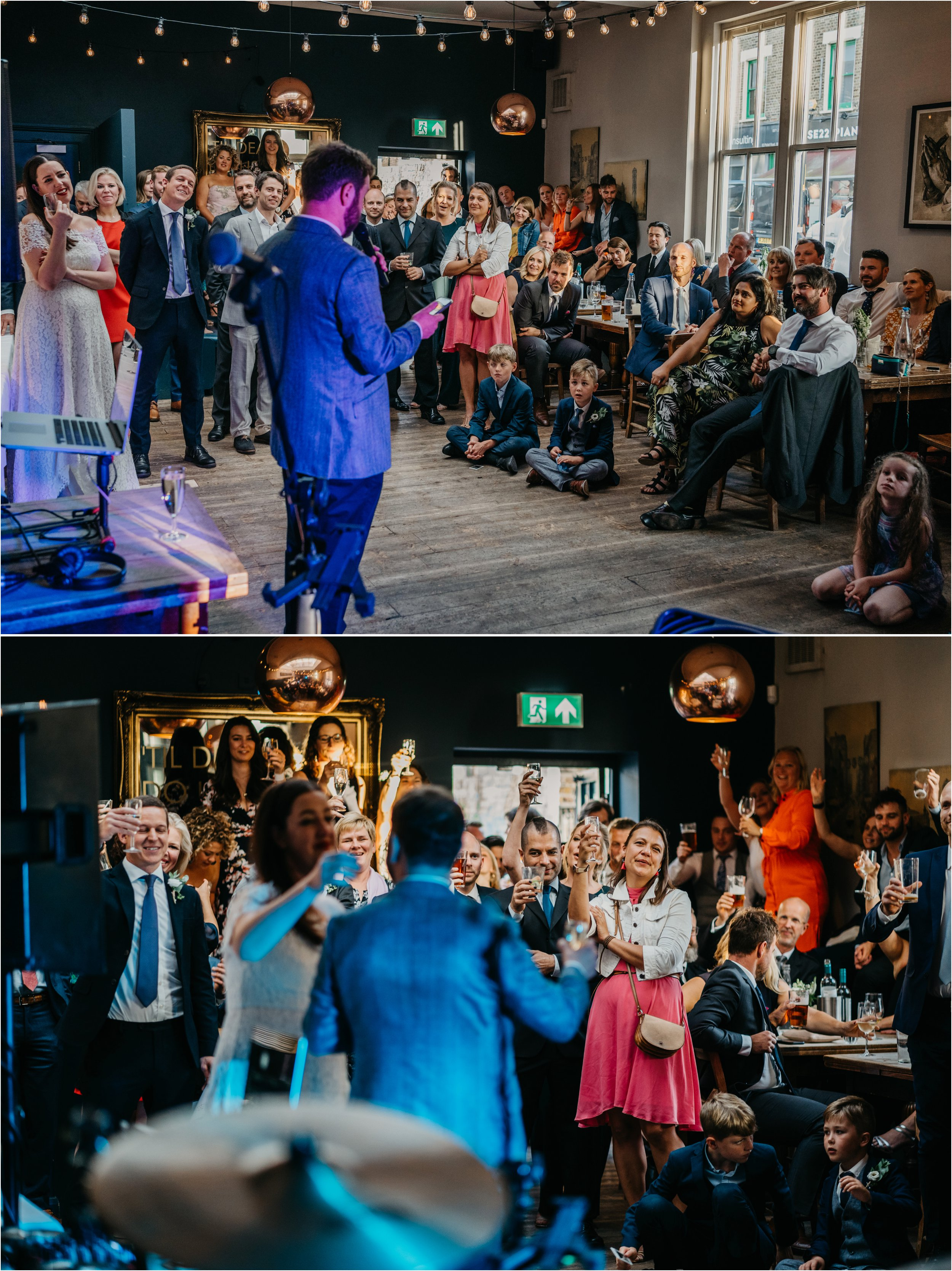 Lordship Pub Dulwich wedding photographer_0139.jpg