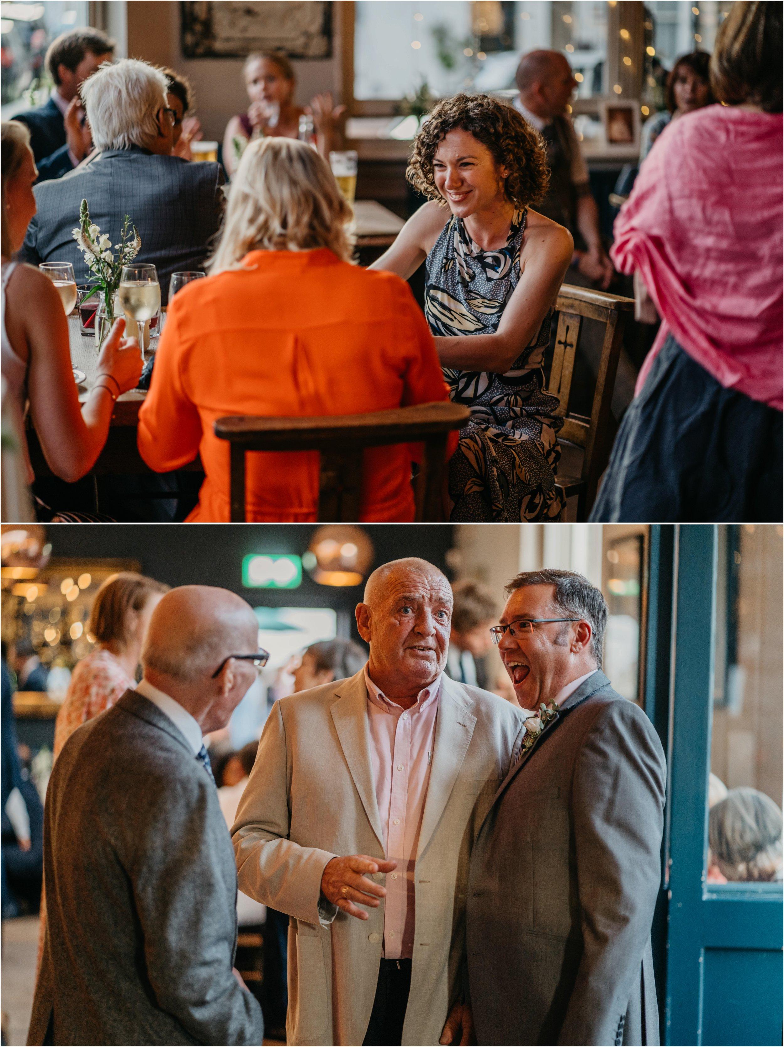 Lordship Pub Dulwich wedding photographer_0148.jpg