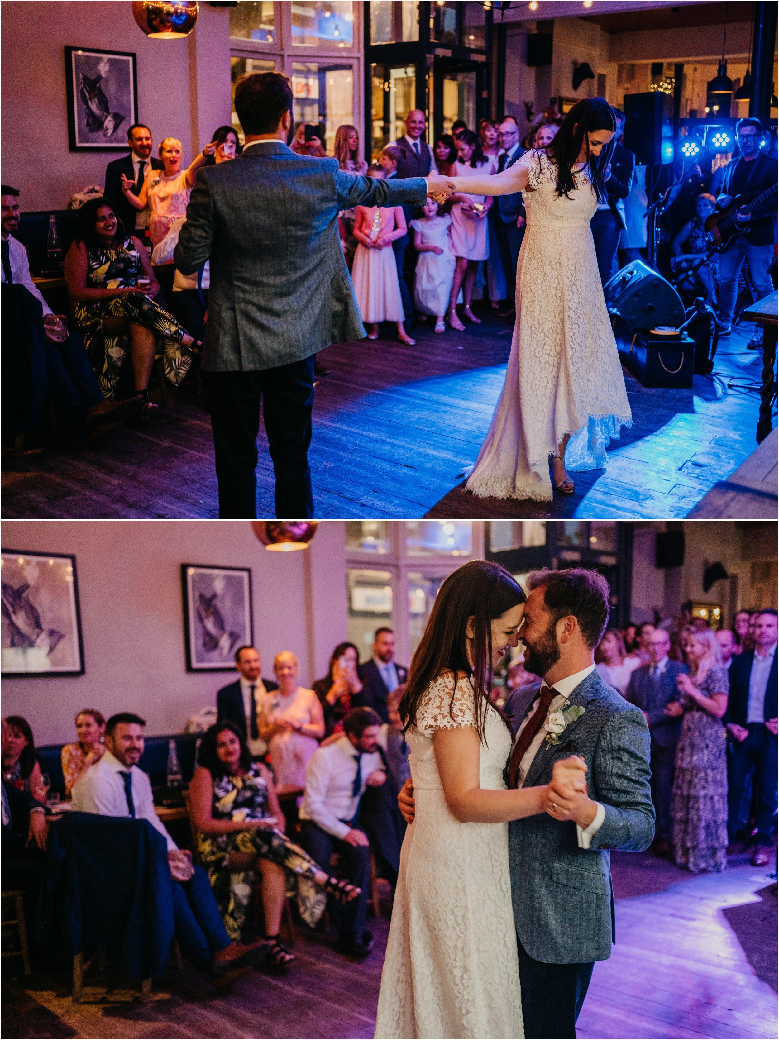 Lordship Pub Dulwich wedding photographer_0156.jpg