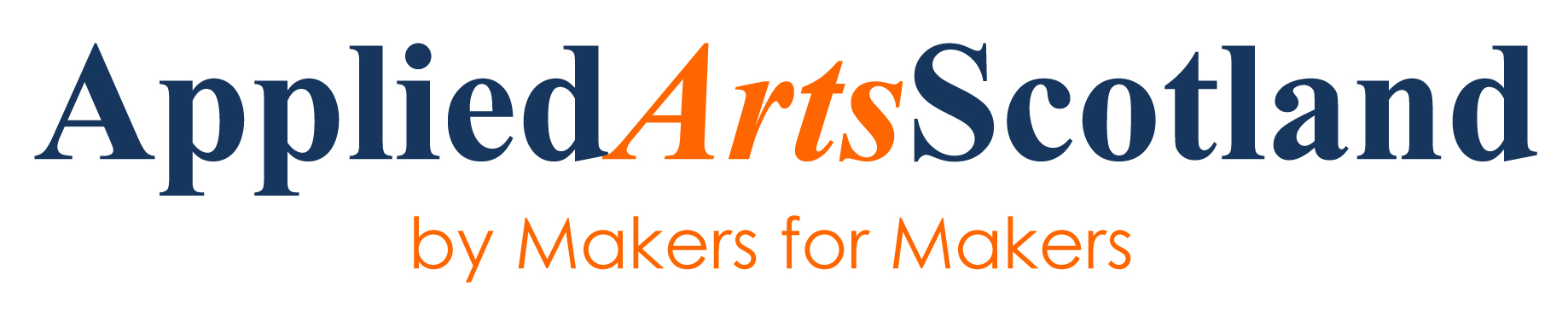 Applied Arts Scotland Logo
