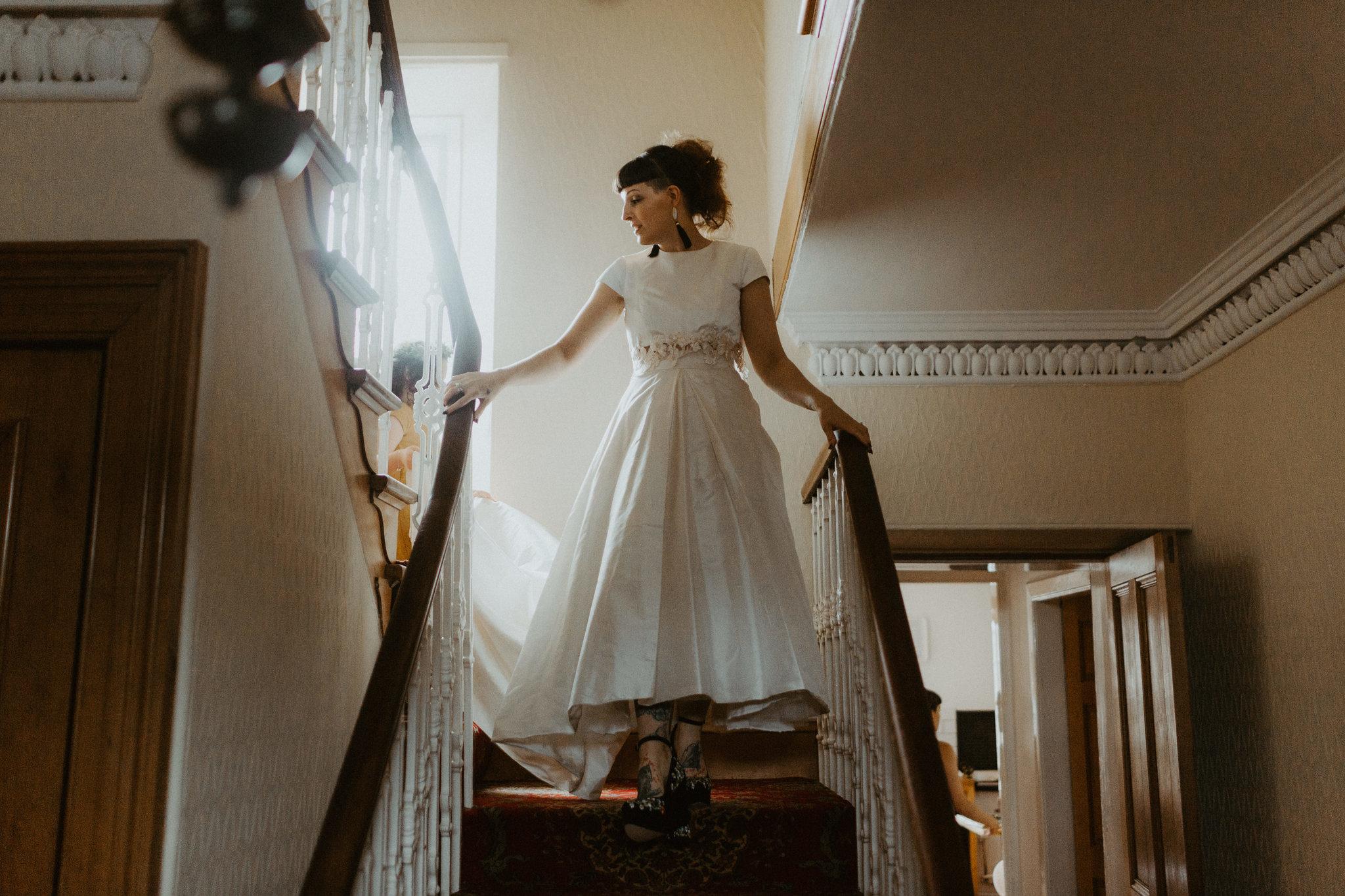 Rowan Joy Bridal