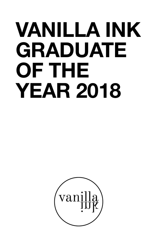 graduate of the year 2018