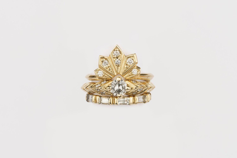 Katie Lees Jewellery - 'Stack'