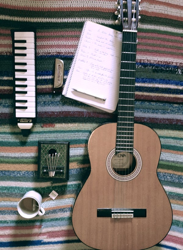 Songwriting in Melbourne